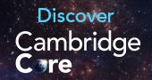 Discover Cambridge Core